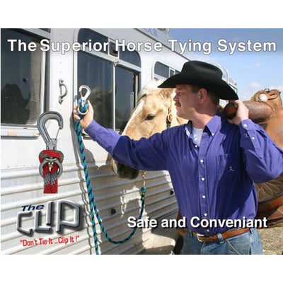 The Safe Clip Tie Up Tool