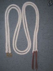 Clip On Split Reins<br>Professional  Rope