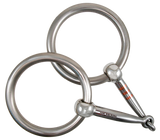 #4 West Coast Loose Ring Snaffle - 5 inch by Tom Balding