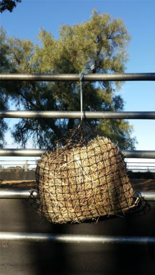 GutzBusta 4cm - 60 Ply- Slow Feed Hay Net- SMALL