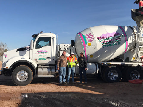 Schram~Mix Ready Mix Concrete – Schramrock