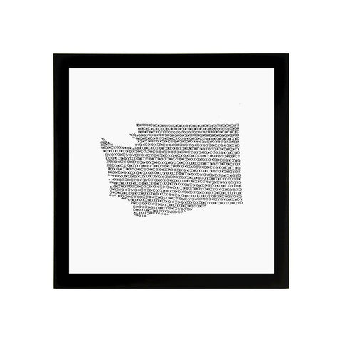 Washington State Art Print