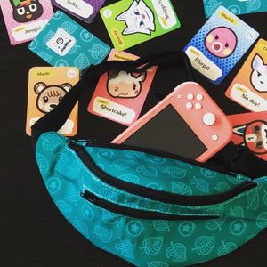 Fanny Pack - Animal Crossing Bell Bag