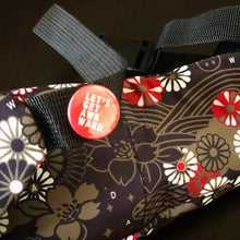 Fanny Pack - Retro Japanese Vintage