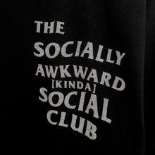 The Socially Awkward [kinda] Social Club
