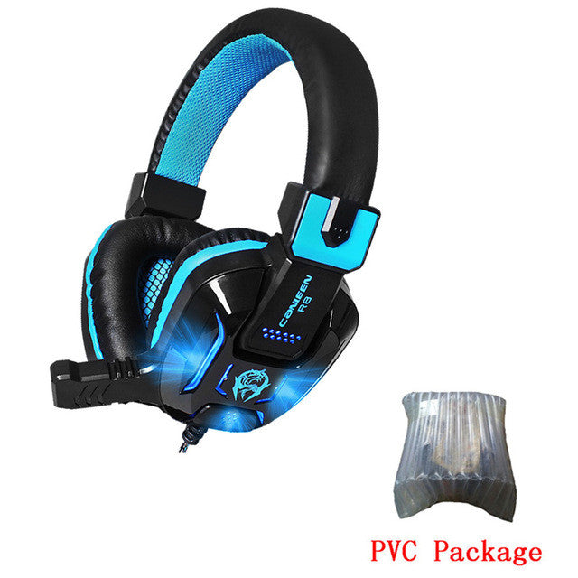 Canleen R8 Deep Bass Gaming Headset
