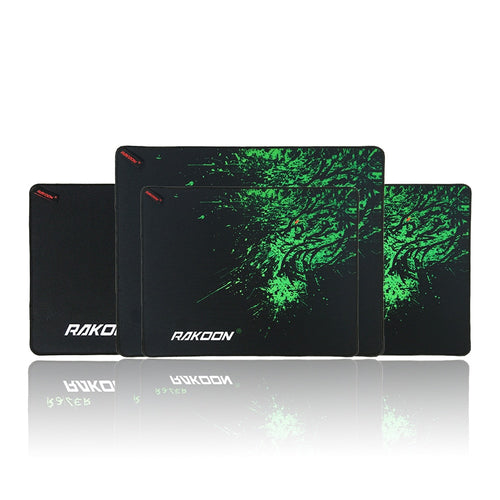 Green Dragon Gaming Mouse Pad