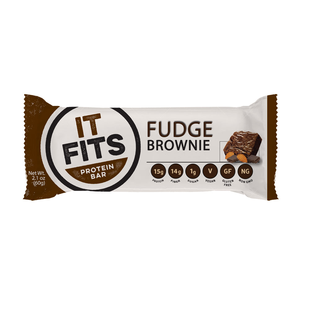 Fudge Brownie (Box of 12)