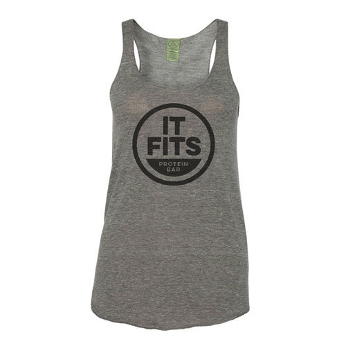 It Fits Tank Top -Ladies (Grey)