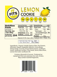 Lemon Cookie (Box of 12)