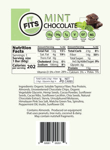 Mint Almond Chocolate (Box of 12)