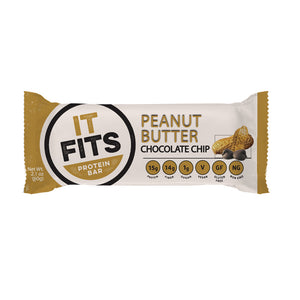 Peanut Butter Chocolate Chip (Box of 12)