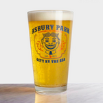 City By The Sea Pint Glass