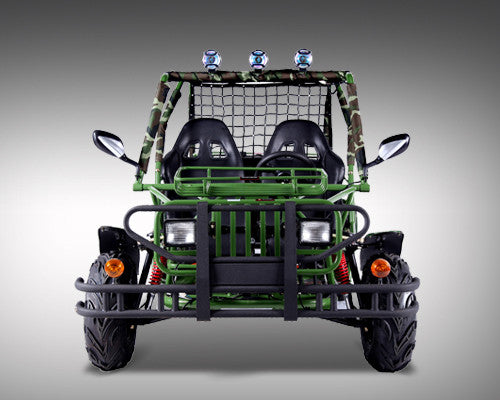 Cougar HUMMER 200cc Go Kart, 4 Stroke / Single Cylinder/ Fully Auto With Reverse Free Shipping