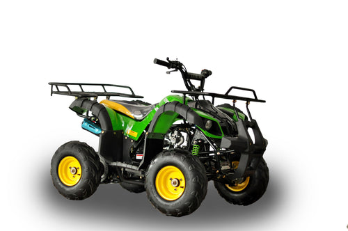 Cougar Cycle RIDER-7 125cc ATV, Single Sylinder, 4 Stroke with Reverse Free Shipping