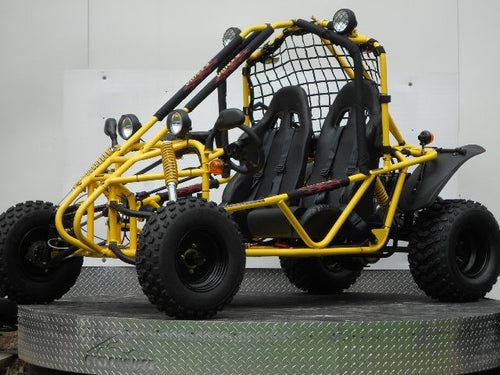 Cougar SPIDER KD-200GKA Go Kart, 4 Stroke / Single Cylinder/ Fully Auto With Reverse Free Shipping
