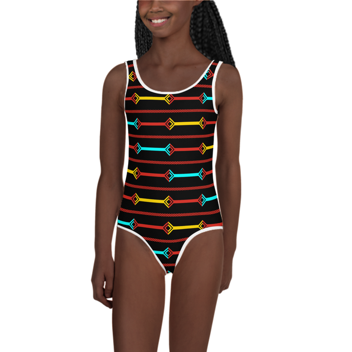 DOGON — Hand-sewn Kids' Swimsuit