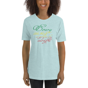 EVERY LITTLE THING (RASTA) — Women's Premium T-shirt