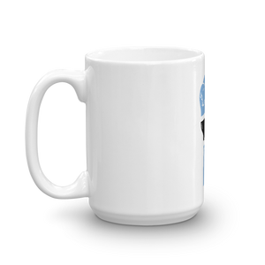 RAISED FIST 'BOTSWANA' — Coffee Mug