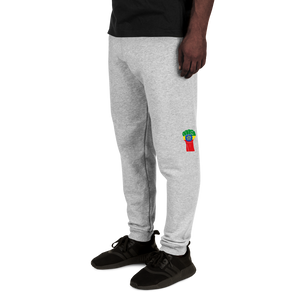RAISED FIST 'ETHIOPIA' — Men's Sweatpants
