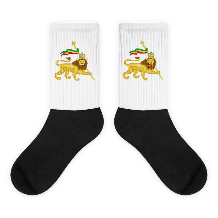 CONQUERING LION — Cushioned Socks
