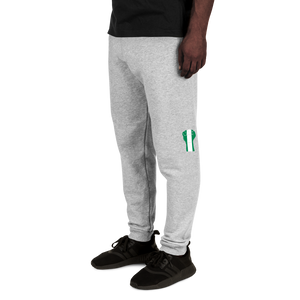 RAISED FIST 'NIGERIA' — Men's Sweatpants