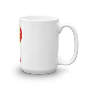 RAISED FIST 'SENEGAL' — Coffee Mug