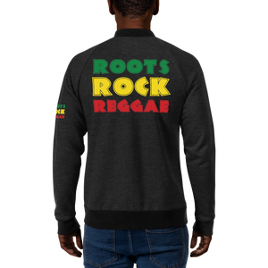 ROOTS ROCK REGGAE (RASTA) — Men's Bomber Jacket