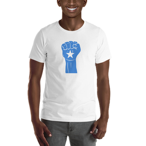 RAISED FIST 'SOMALIA' — Men's Premium T-shirt