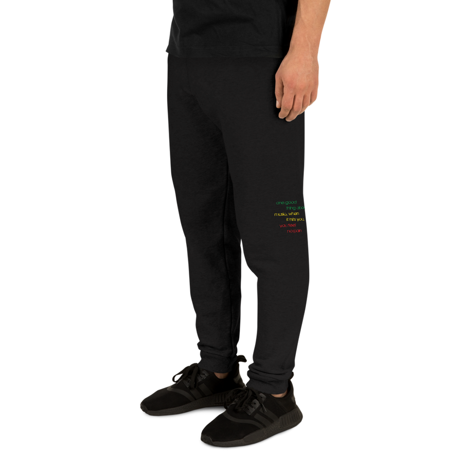 ONE GOOD THING (RASTA) — Men's Sweatpants