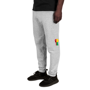 RAISED FIST 'GUINEA-BISSAU' — Men's Sweatpants