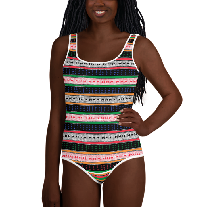 DJERMA — Hand-sewn Youth Swimsuit