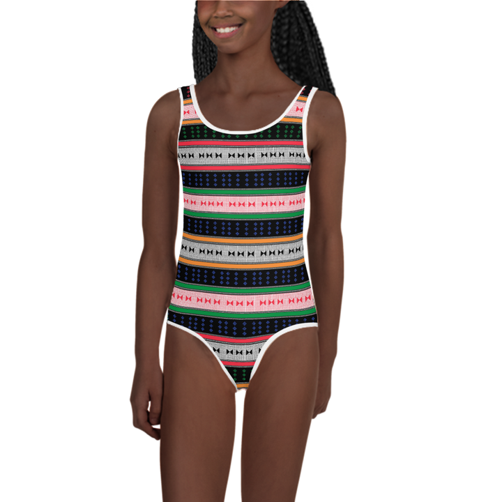 DJERMA — Hand-sewn Kids' Swimsuit