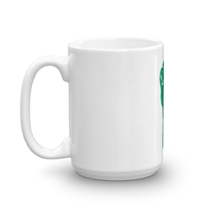 RAISED FIST 'BENIN' — Coffee Mug