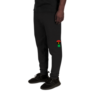 RAISED FIST 'BIAFRA' — Men's Sweatpants