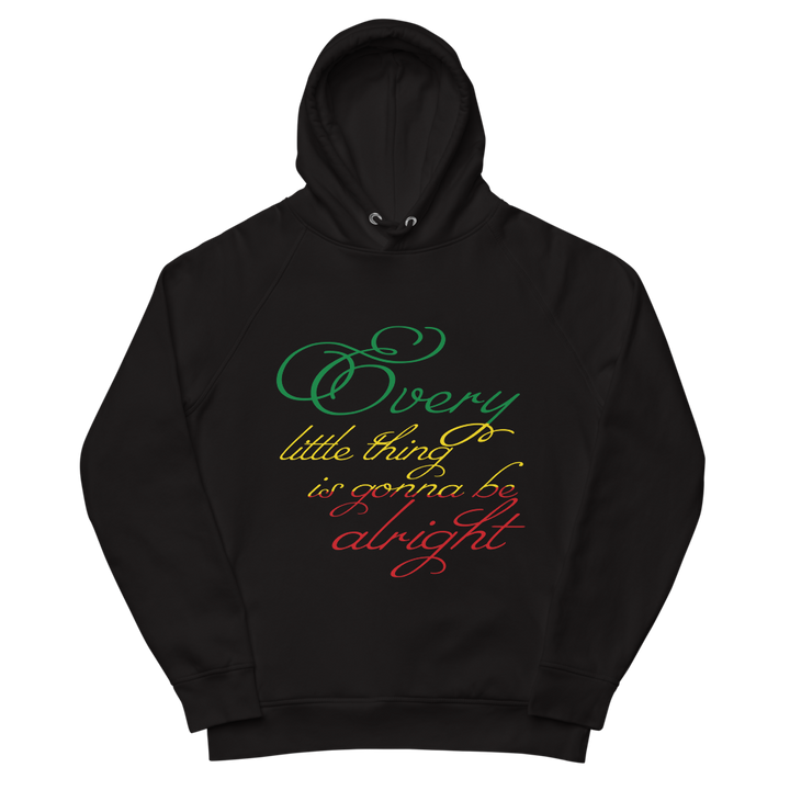 Every little thing — Organic Pullover Hoodie