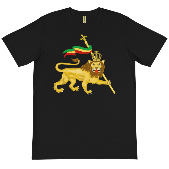Conquering Lion — Organic T-shirt