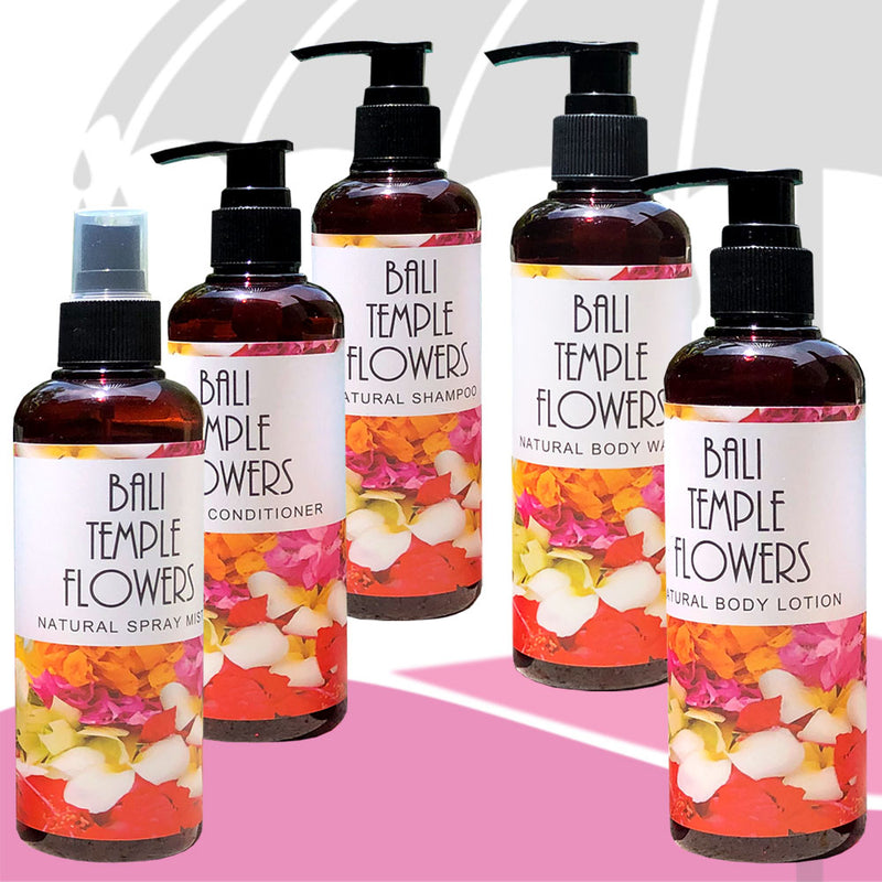 PERSONAL CARE - ESSENTIAL OIL BLEND - BALI TEMPLE FLOWER - CONDITIONER