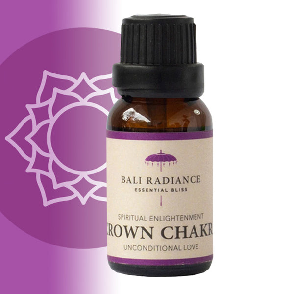 CROWN CHAKRA OIL BLEND