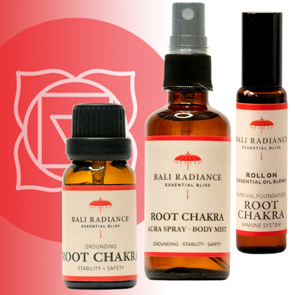 ROOT CHAKRA OIL BLEND
