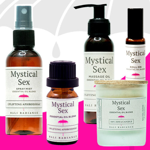 Mystical Sex Essential Oil Blends