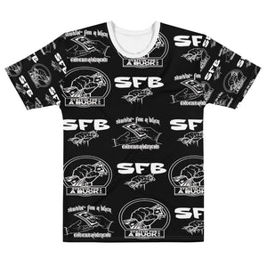 SFB All around Men's T-shirt (Black)