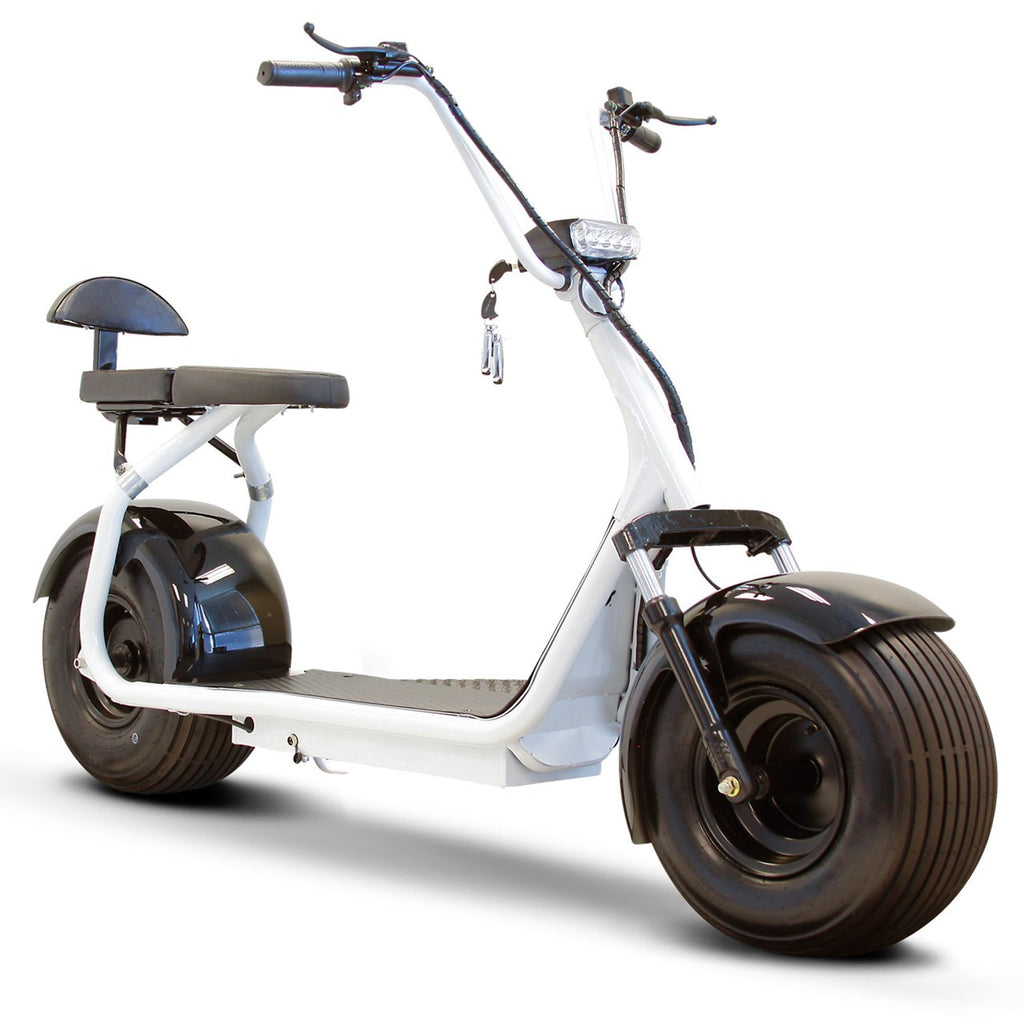 EW-08 Electric Fat Tire Scooter