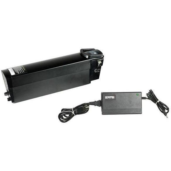 QuietKat 48V Lithium-Ion Battery & Charger