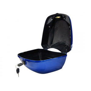 Gigabyke Groove Rear Scooter Luggage Trunk (Blue)