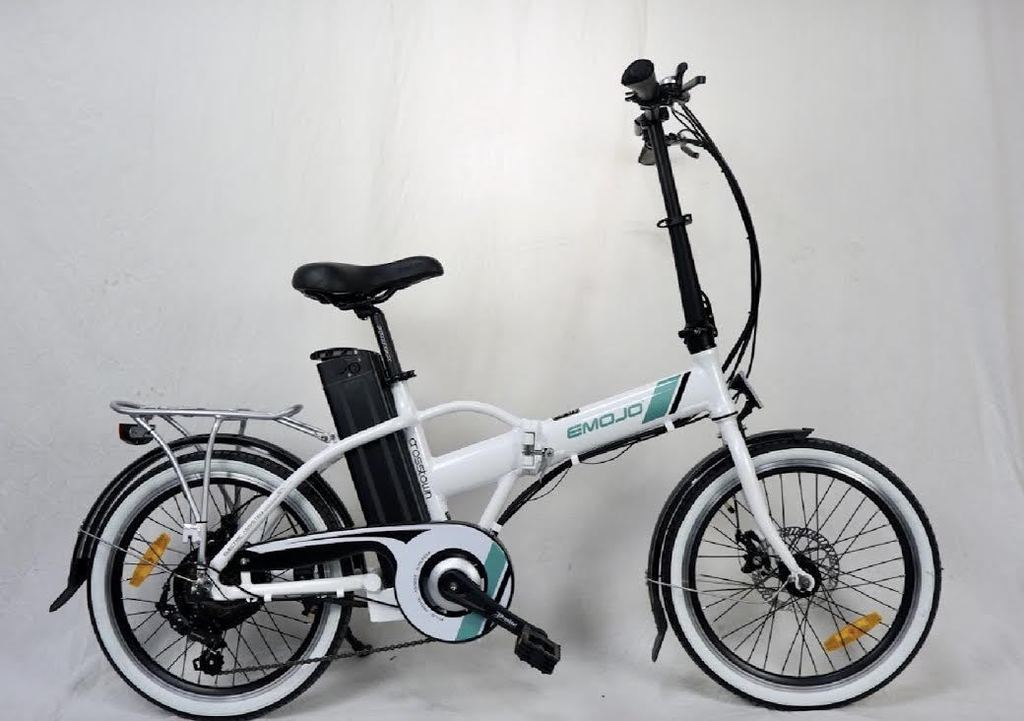 Emojo Crosstown Electric Folding Bike