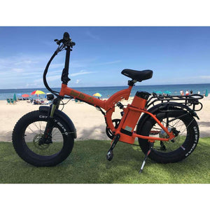 Green Bike USA GB1 500W Fat Tire Electric Bike