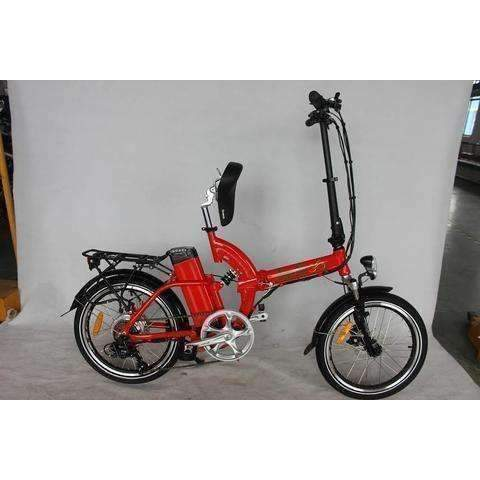 Green Bike USA GB5 350W Folding Electric Bike