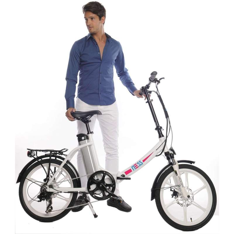 Ness Icon 350W  Folding Electric Bicycle