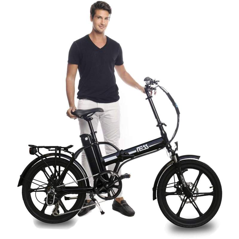 Ness Rua 350W Folding Electric Bicycle